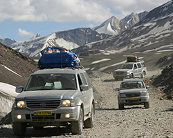 Little Tibet Jeep Safari from Kashmir to Ladakh