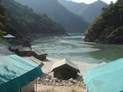 Shivpuri Rafting Camp